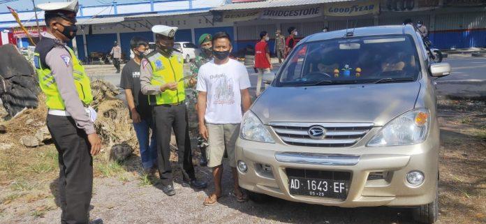 Polres Tulang Bawang Operasi Ketupat Krakatau 2021 Simak Hasil nya.