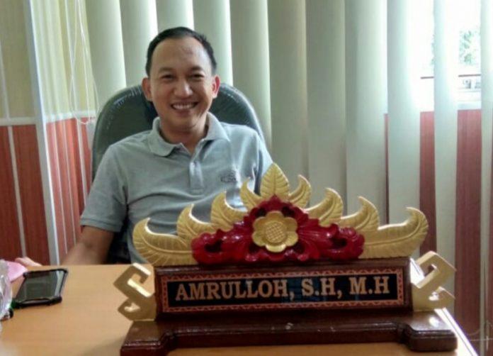 Komisi I DPRD Kota Metro, Mendesak Pemkot Memikirkan Nasib Tenaga Honorer