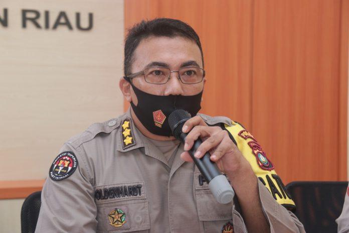 Alih Tugas Jabatan Pejabat Utama Polda Kepri