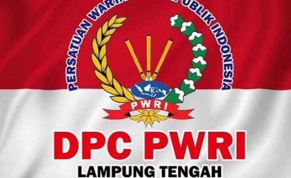 DPC PWRI Ucapkan Selamat HUT ke 75 Kabupaten Lampung Tengah
