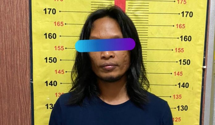 Satresnarkoba Polres Tanggamus Tangkap Terduga Pengedar Sabu di Gisting