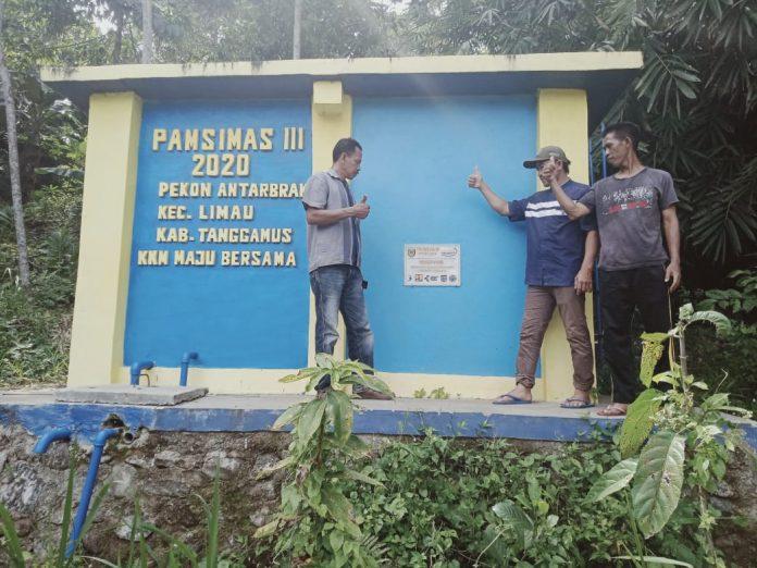 Diduga Ketua KKM Gelapkan Dana Pembangunan (pamsimas) Pekon Antarbrak Kecamatan Limau