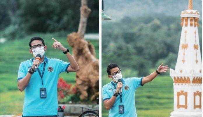Sandiaga Salahuddin Uno, akan Jadwalkan Pertemuan dengan GenPi Provinsi Lampung