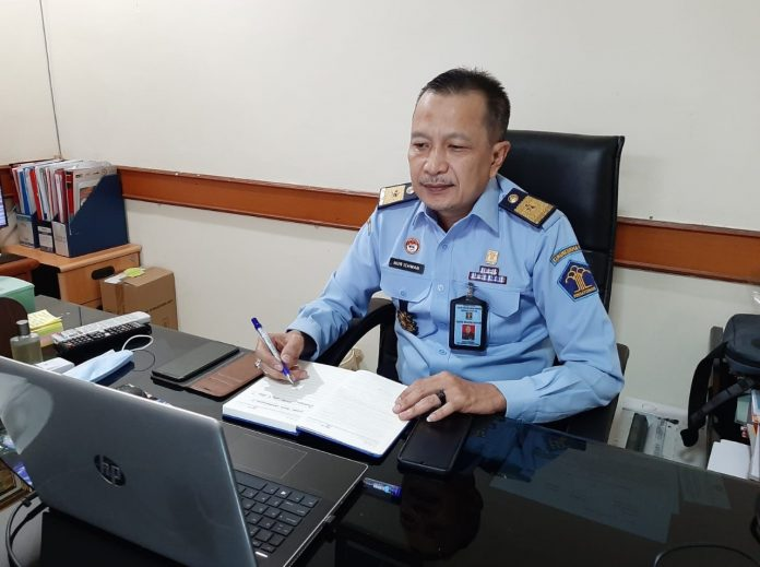 Kanwil Lampung Ikuti Sosialisasi Panduan Teknis Audit Kepatuhan Terhadap Notaris dalam Penerapan PMPJ