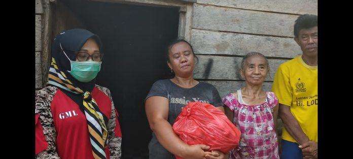 GML Tanggamus, Lanjutkan Kegiatan Sosial