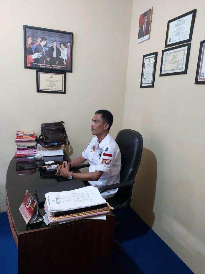 Ketua NGO–JPK, Sidik Ali Mengapresiasi Kinerja Kejaksaan Negeri Lampung Timur